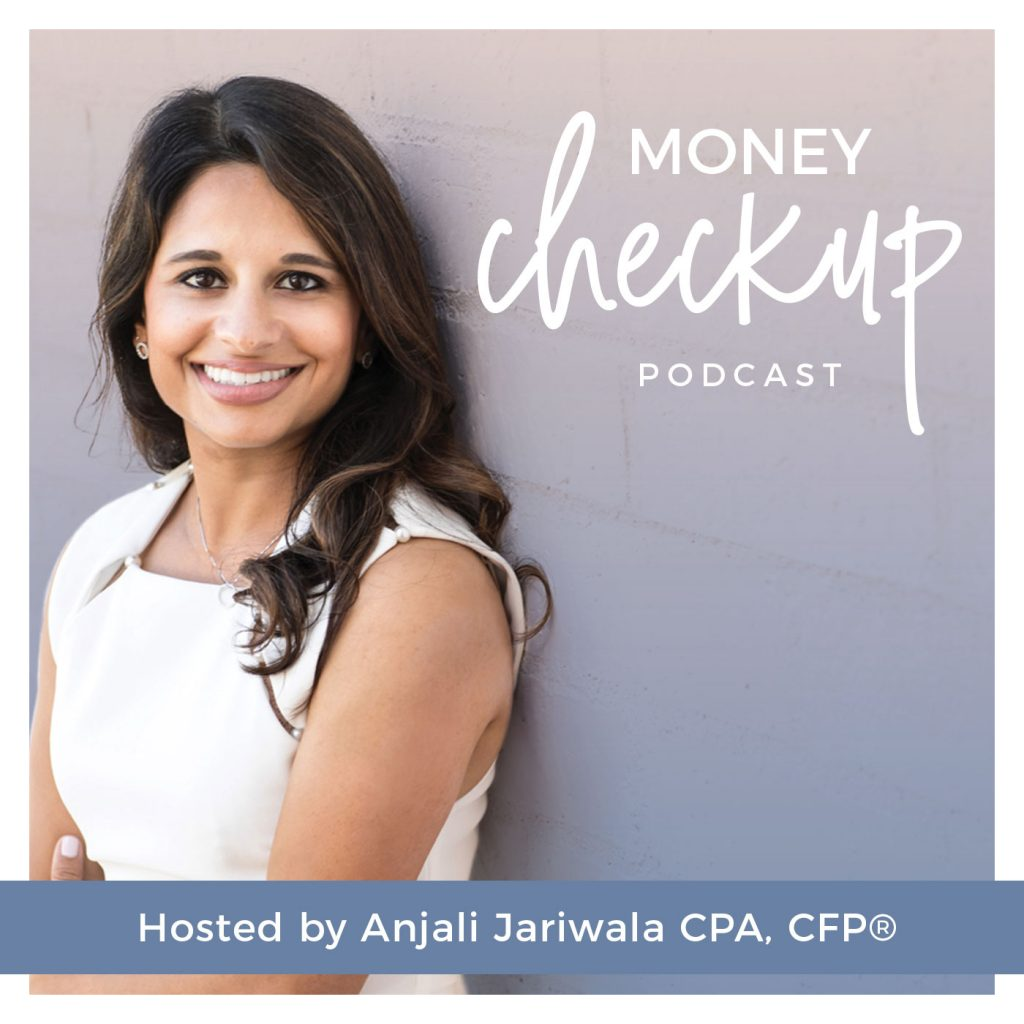 Anajali Jariwala Money Checkup Podcast